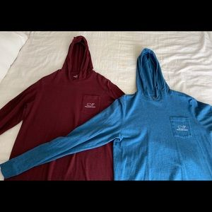 Vineyard Vine hooded T-shirt bundle